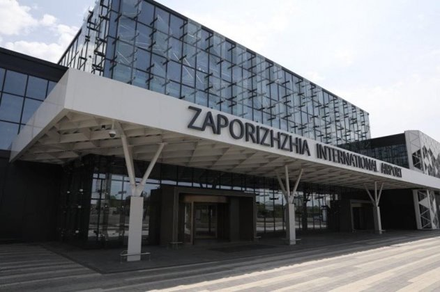 New passenger terminal in Zaporizhzhia is completed